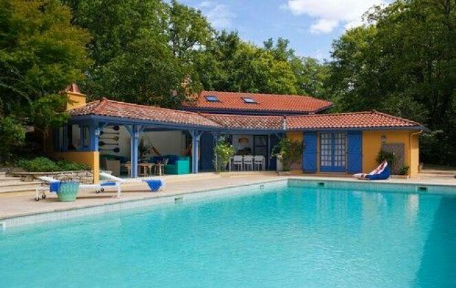 Photos de pool houses © Réalisation Melian Randolph