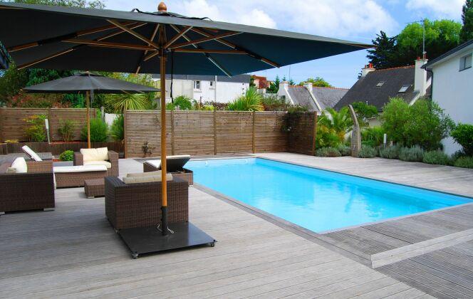 Photos de terrasses de piscine © L'Esprit Piscine