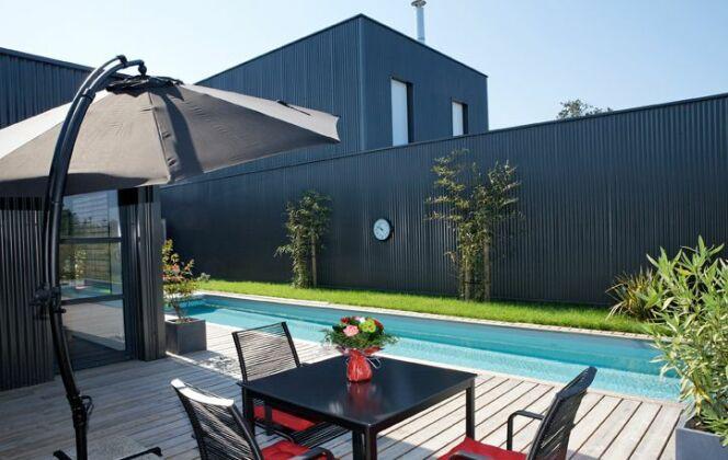 Photos de terrasses de piscine © Caron Piscines