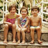Photos maillots de bain enfants été 2012