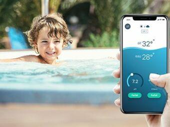 Pilotez votre piscine depuis votre smartphone