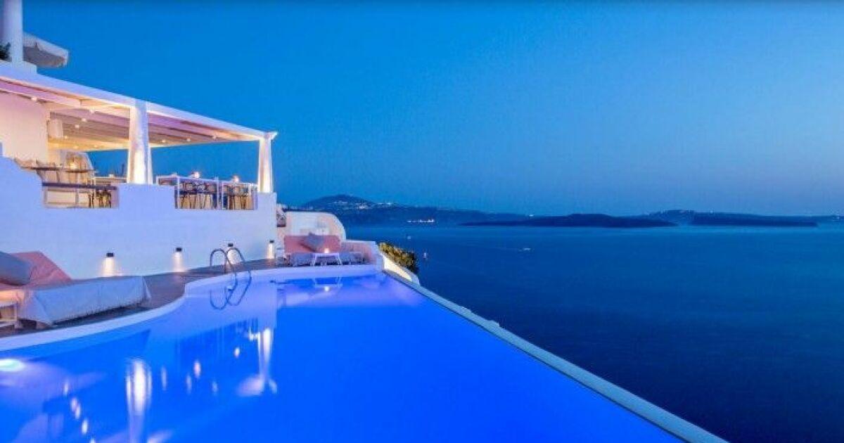 Les 10 plus belles piscines d 39 h tels dans le monde for Piscine d hotel