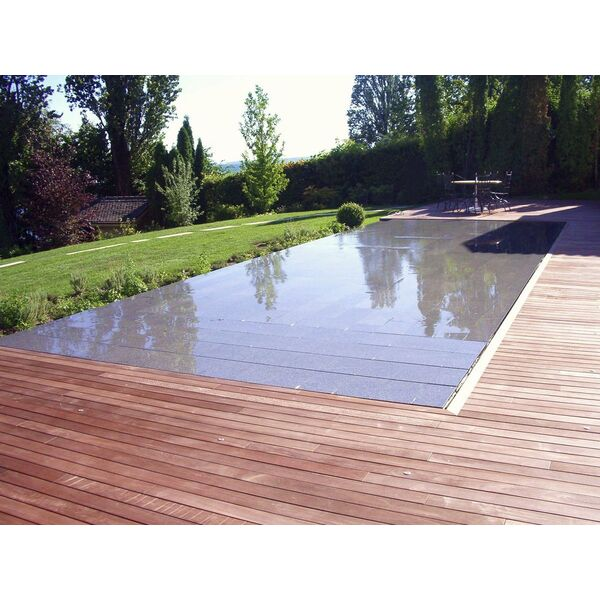 piscine d bordement et fond mobile lakeside aqualift. Black Bedroom Furniture Sets. Home Design Ideas
