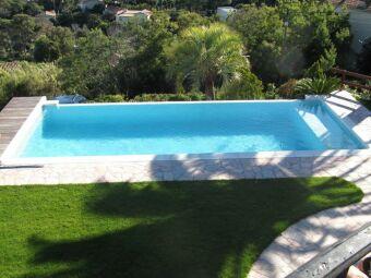 Les plus belles piscines à débordement en photos