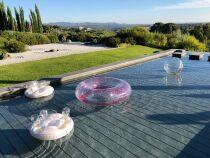 Piscine à fond mobile : un système pour varier la profondeur de votre piscine