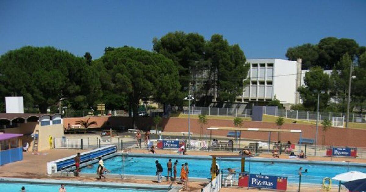 avis et commentaires piscine pezenas languedoc