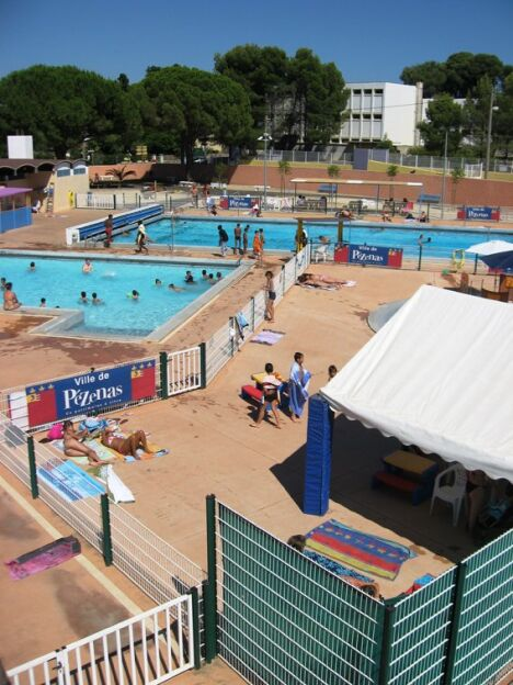 Piscine pezenas horaires tarifs et photos guide for Tarif piscine yvetot