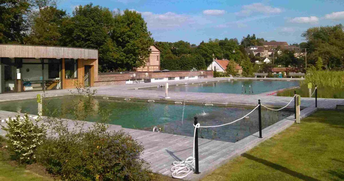 Piscine biologique rugles horaires tarifs et photos for Construction piscine 25m