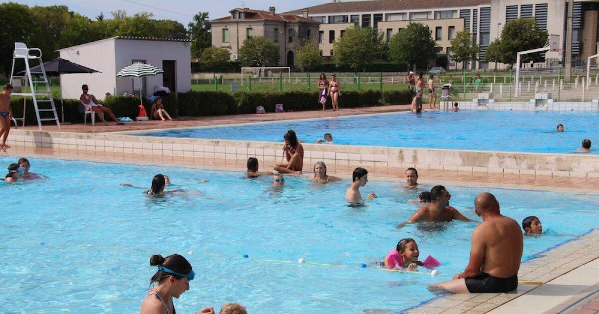 Piscine saint andr de cubzac horaires tarifs et for Horaires piscine saint lo