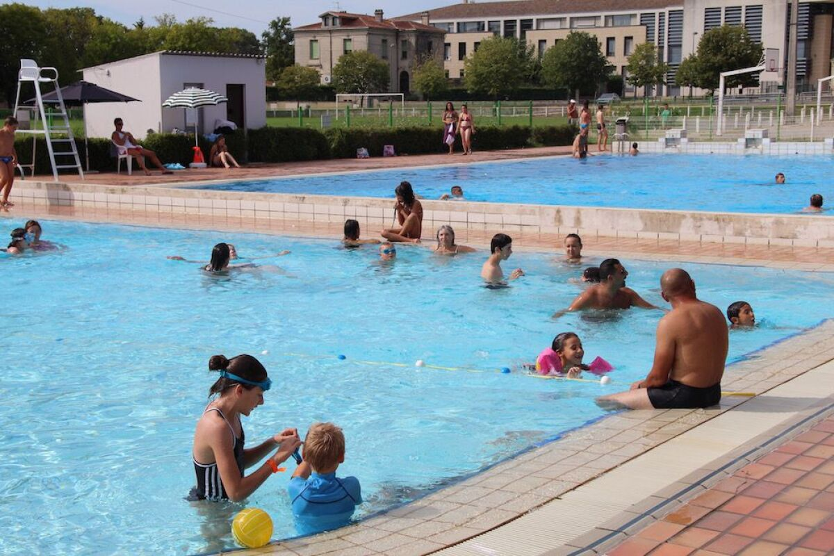 Projet Piscine Saint Andre De Cubzac piscine à saint andré de cubzac - horaires, tarifs et