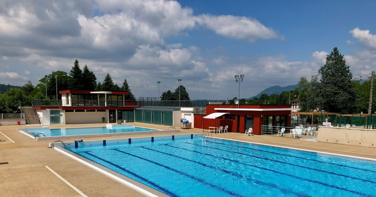 Piscine saint jean en royans horaires tarifs et t l phone for Piscine saintes