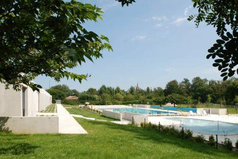 La piscine à Saint-Lys a été réhabilitée en 2014
