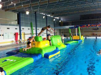 Des animations sont régulièrement organisées à la piscine de Velizy Villacoublay
