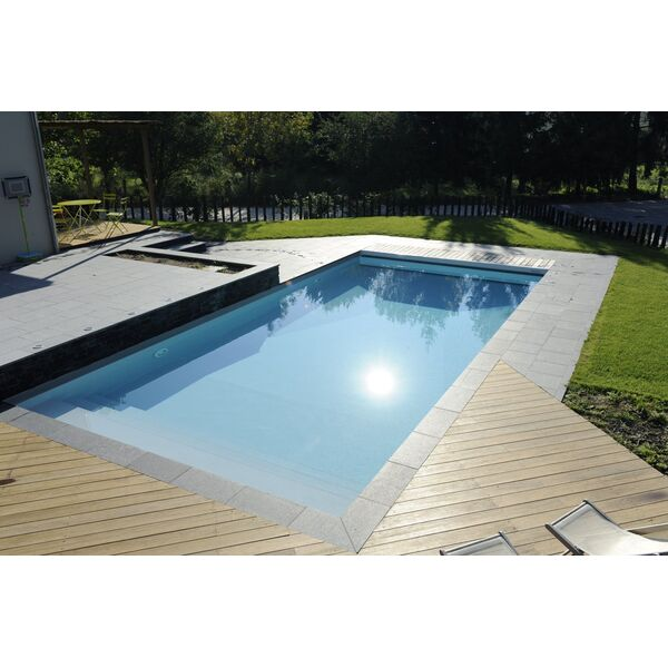 piscine vivre avec coffrage en pvc recycl piscines de. Black Bedroom Furniture Sets. Home Design Ideas