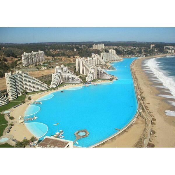 Architectural digest les 8 piscines les plus folles du monde for Piscine du monde