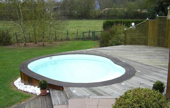 Modèle de piscine Alteüa © Piscines Groupe G.A
