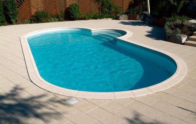 reportage photos piscines ovale diaporama piscine amandine waterair photo 8. Black Bedroom Furniture Sets. Home Design Ideas