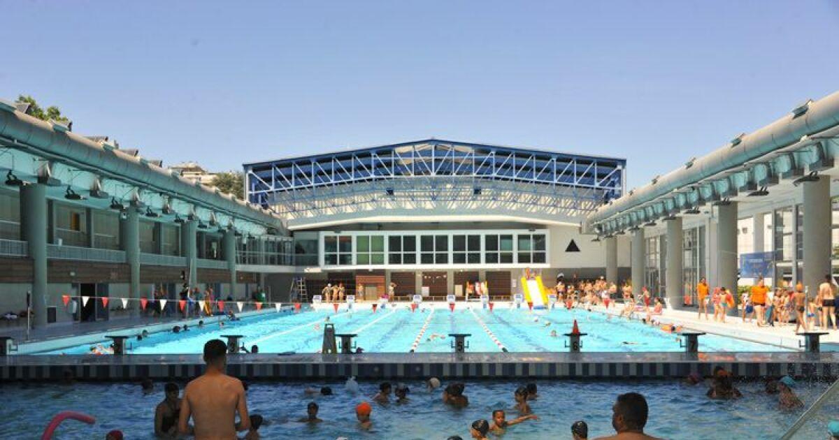 Centre nautique andr sousi piscine bron horaires for Tarif piscine lyon