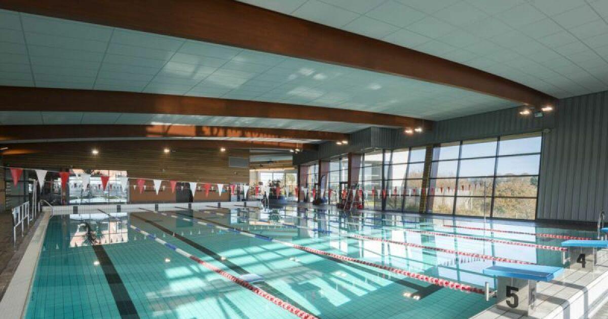 Avis et commentaires piscine aquacentre du val saint for Piscine de pornic