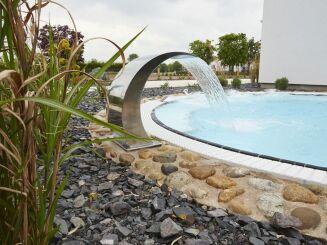 Aqualun à Lunéville : le bassin ludique