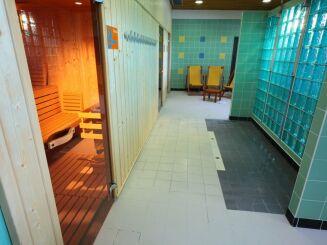 Piscine Aquapaq de Kergoaler à Quimperlé : l'espace détente