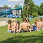 Piscine Aquarado Freizeitbad à Bad Krozingen