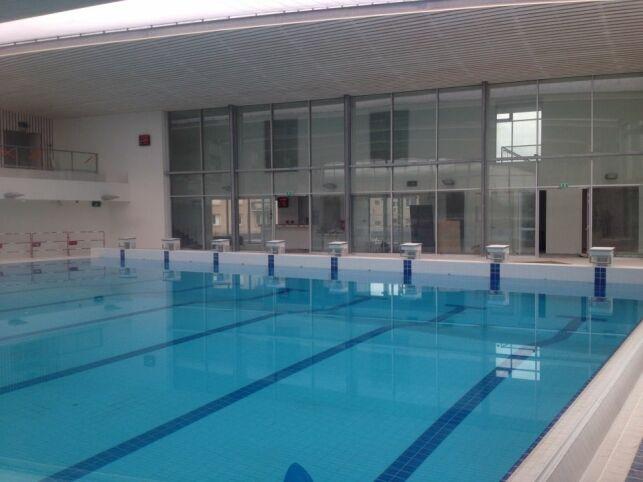 Piscine Aquasport à Mantes-la-Ville