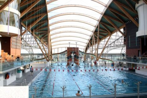 "Piscine Archipel à Agde  <span class=""normal italic"">DR</span>"