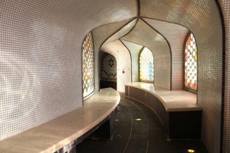Piscine Archipel à Agde : l'espace bien-être
