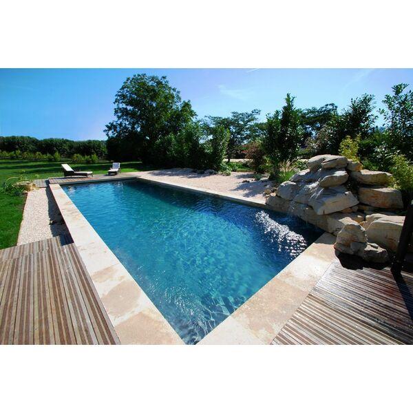 la piscine d 39 aspect bois belle regarder facile entretenir. Black Bedroom Furniture Sets. Home Design Ideas
