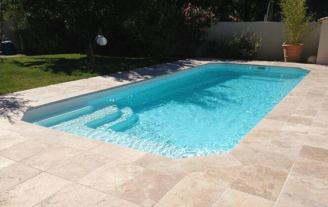 Modèle de piscine Athenea © Piscines Groupe G.A