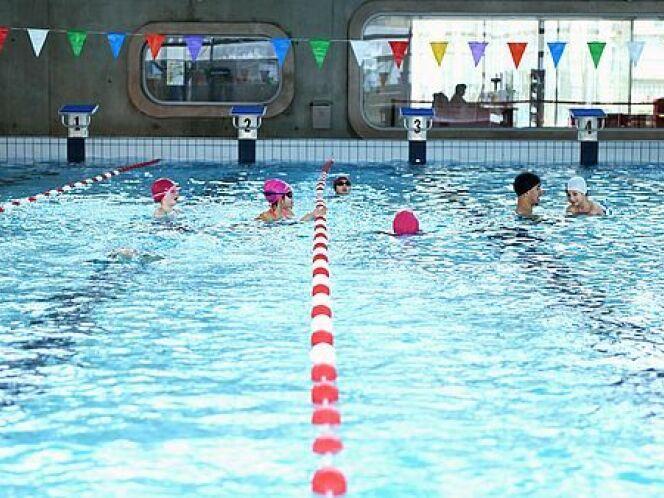 piscine auguste delaune tremblay en france horaires