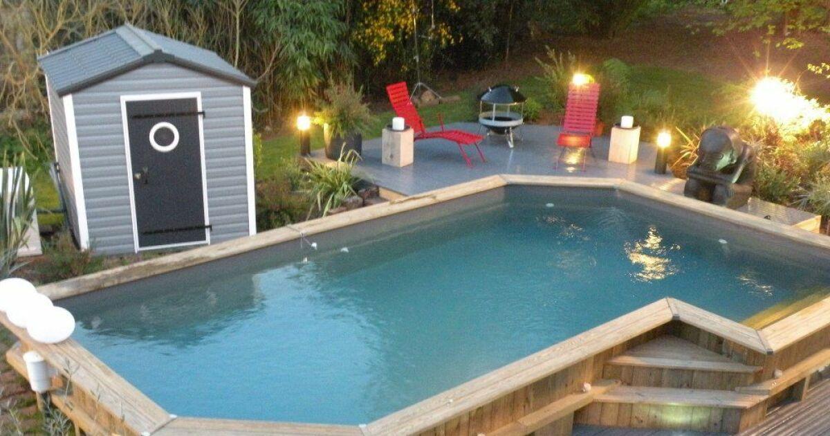 Le traitement autoclave pour votre piscine en bois for Traitement piscine