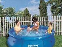 Photos de piscines gonflables / autoportantes