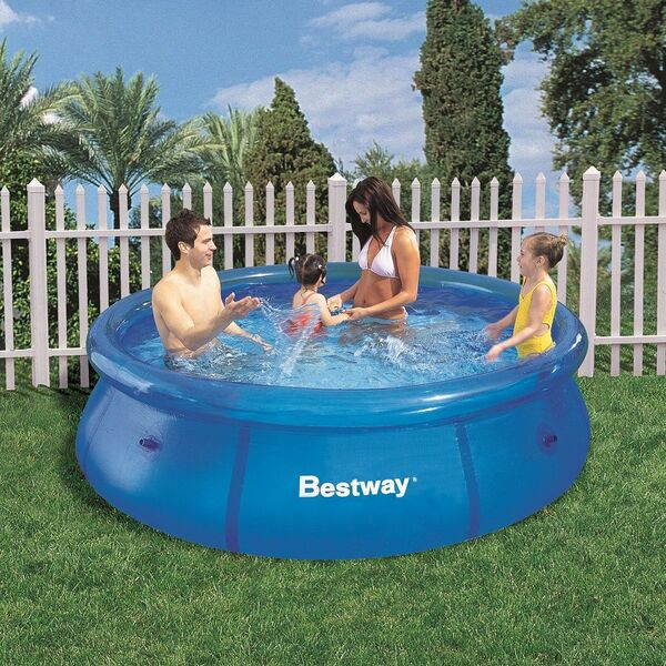 piscine autoportante ronde bestway. Black Bedroom Furniture Sets. Home Design Ideas