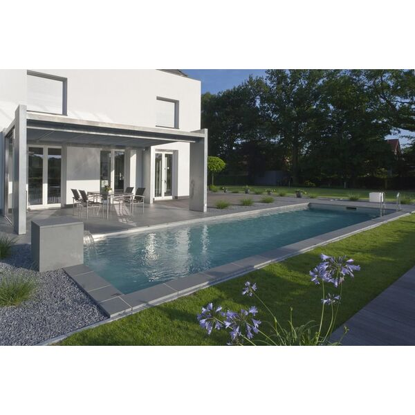 piscine avec lame d 39 eau biotop baignade cologique. Black Bedroom Furniture Sets. Home Design Ideas