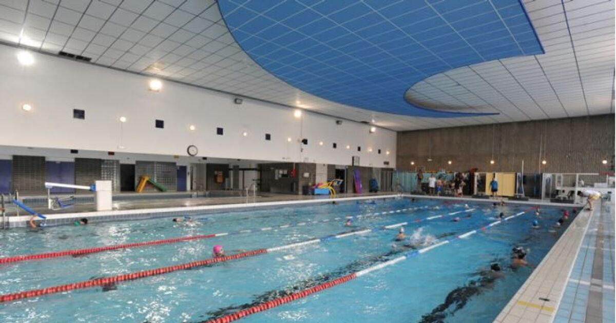 Avis et commentaires piscine bertrand dauvin paris 18e for Aquagym piscine paris