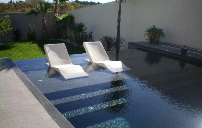 piscine plage terrasse  © agr
