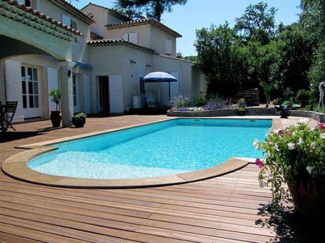 Reportage photos piscines amande diaporama piscine for Budget piscine beton
