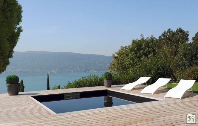 Les plus belles piscines avec vue en photos admirez le for Piscine piscinelle