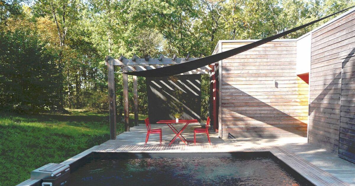 photos de mini piscines et piscines de petite taille pour les petits budgets piscine bo. Black Bedroom Furniture Sets. Home Design Ideas
