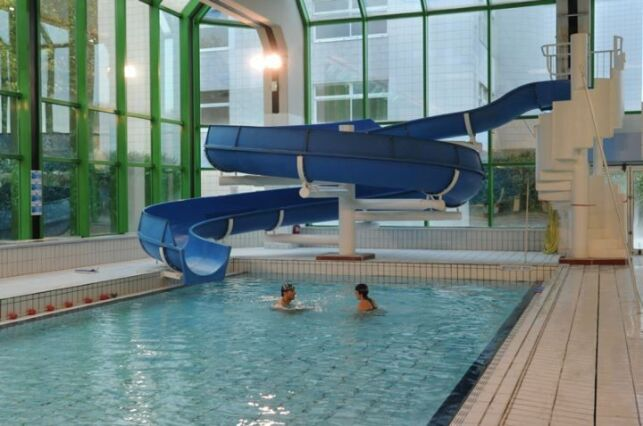 Piscine Champerret à Paris (17e)