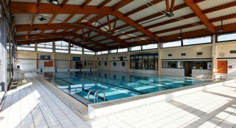 Piscine claude bollet quartier sud aix en provence for Claude robillard piscine horaire