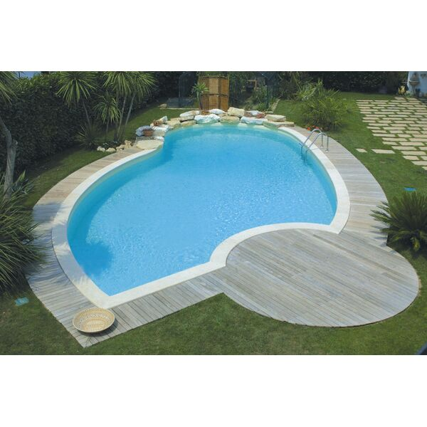 Piscine concept rondi par aquilus for Concept piscine
