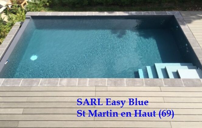 Easy Blue à Saint-Martin-en-Haut © Easy Blue