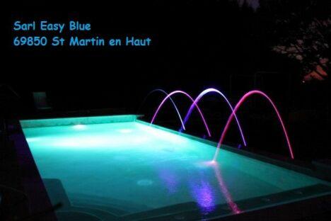 Easy Blue à Saint-Martin-en-Haut