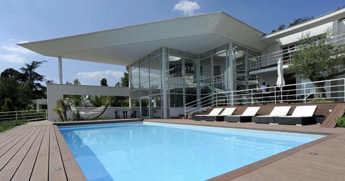 Reportage photos piscines de luxe et d 39 exception for Piscine bois france