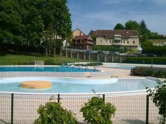 La piscine d'Altkirch, ouverte pendant tout l'été