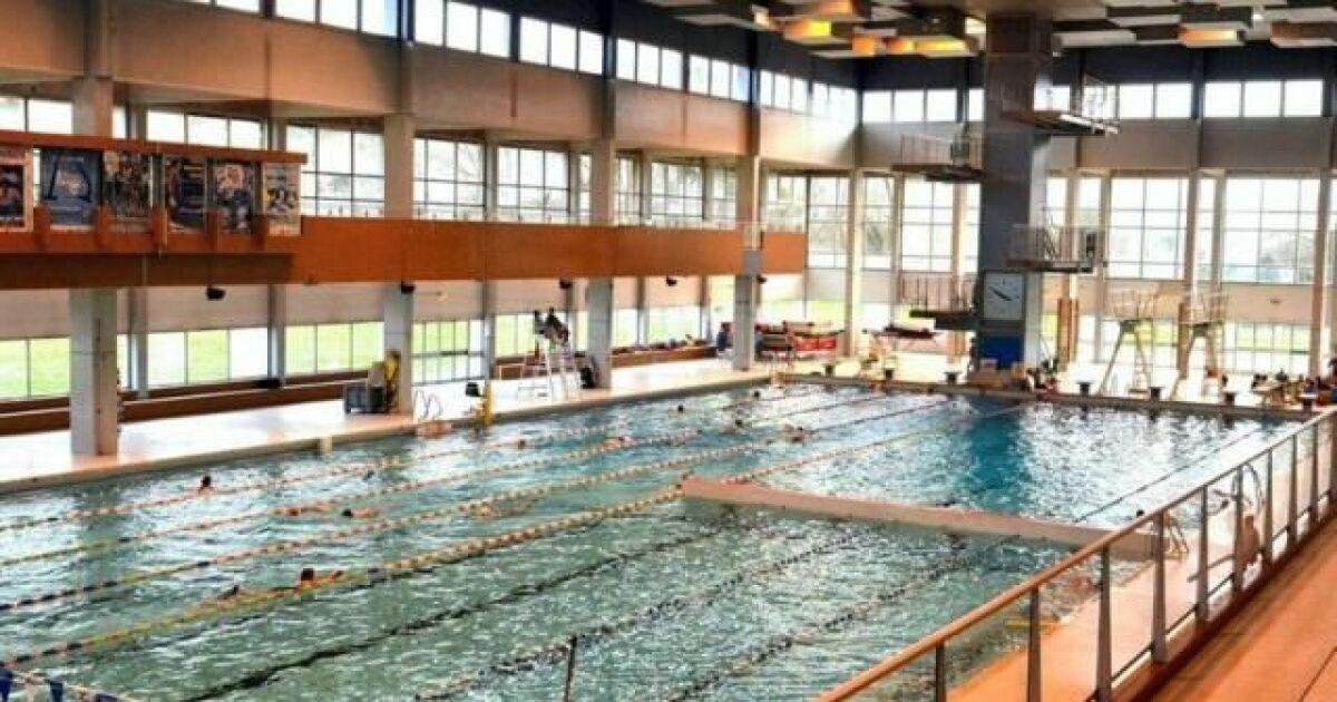 Rennes la piscine municipale de br quigny recycle son eau for Infection urinaire et piscine