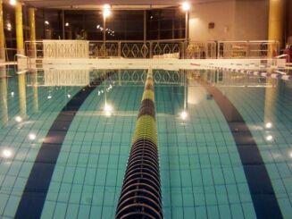 Piscine de Gagny : le bassin sportif